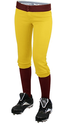 MAXIM GAME DAY SOFTBALL PANTS