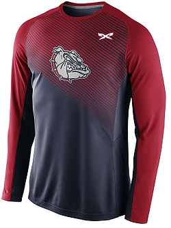 Sublimated Long Sleeve Shirt Small