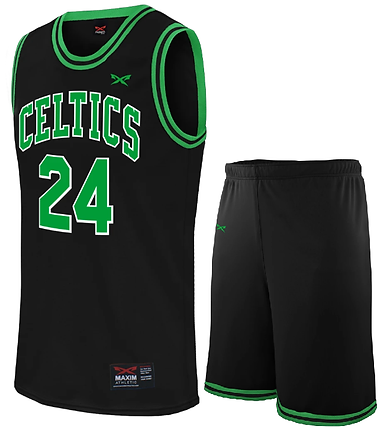CELTIC BASKETBALL UNIFORM