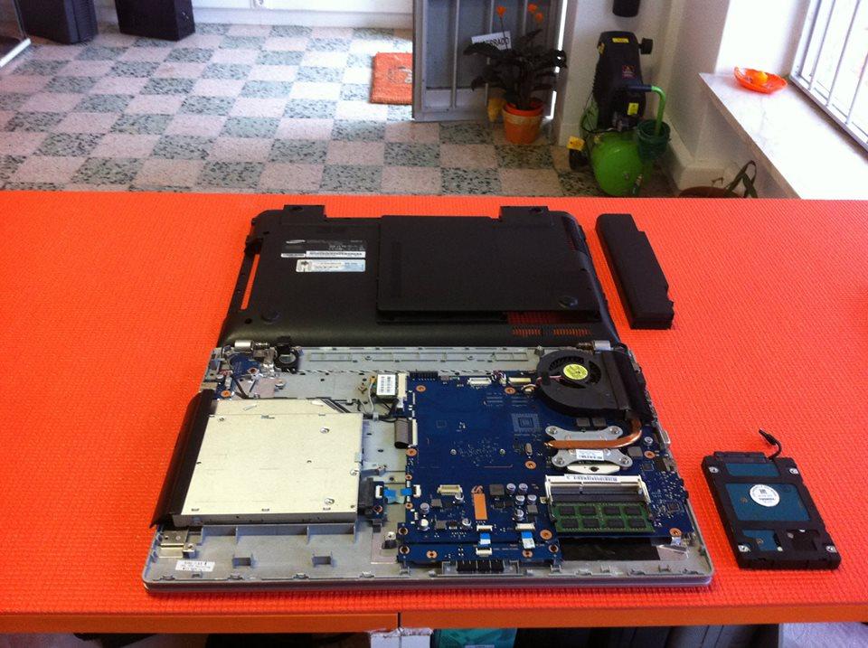 Reparação da placa gráfica de um portátil Samsung..jpg