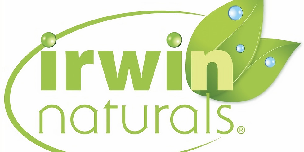 Irwin Naturals Products Demonstration @ Callaghan
