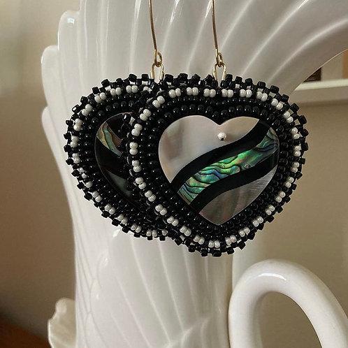 Abalone Hearts