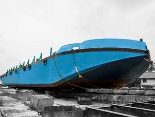 Coba3 : Kapal Kami Biru
