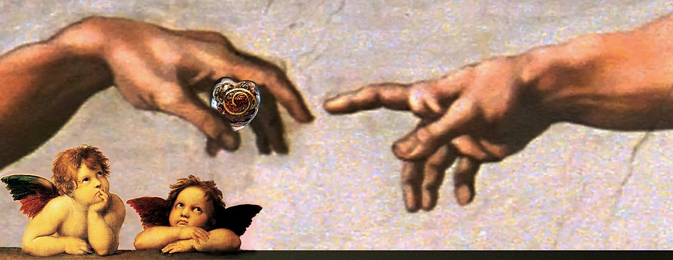 Creation Of The Pocket Heart