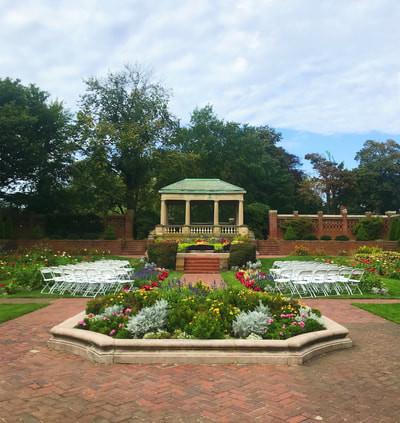 Venue Spotlight: Lynch Park Rose Garden