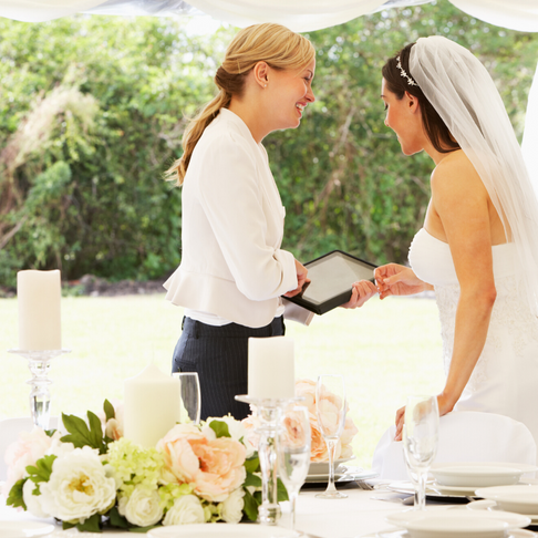 5 Question to Ask a Wedding Planner
