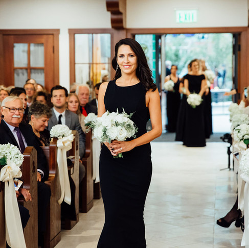 How To Plan Your Wedding Ceremony Processional