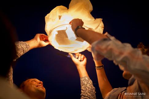 Lantern Send Off