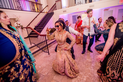 Indian Wedding at Providence Public Library