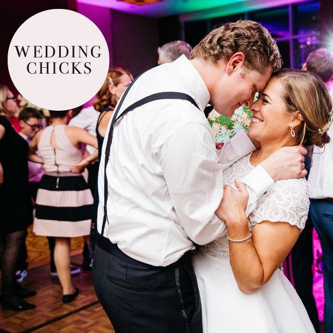 Featured Weddings: Caitlin and Corry