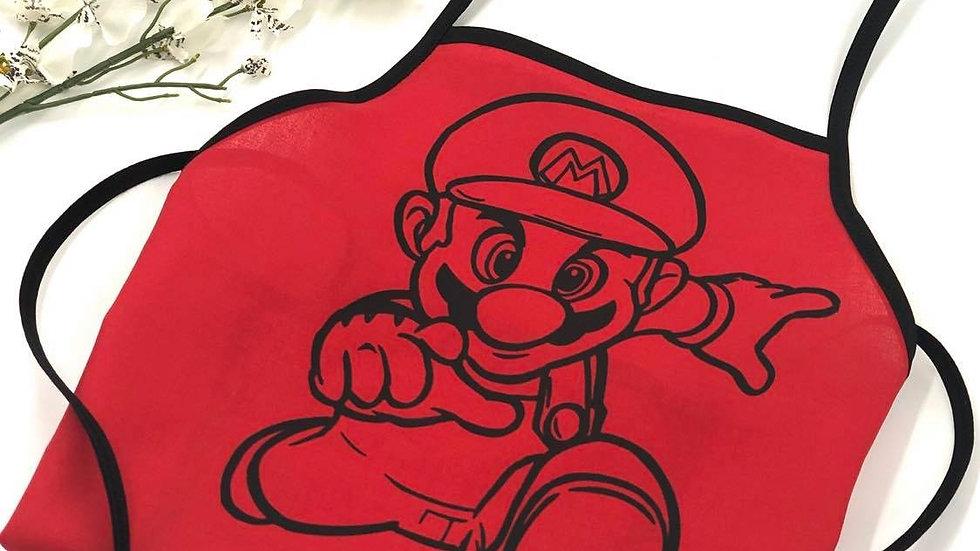 """Otroški predpasnik """"Mario"""""""
