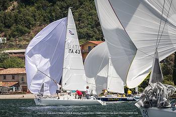 barche a vela monotipi protagonist lago di garda