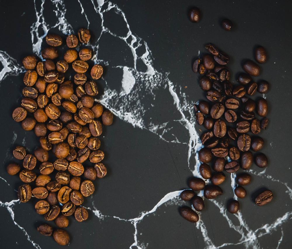Café Arabica et Café Robusta