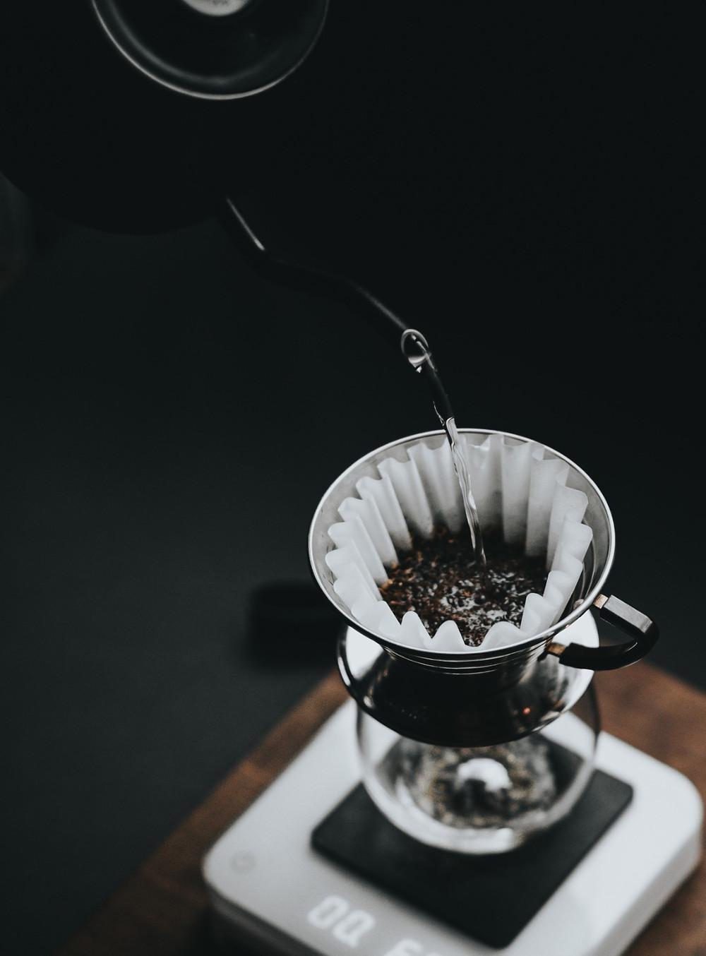 S'équiper pour la préparation du café