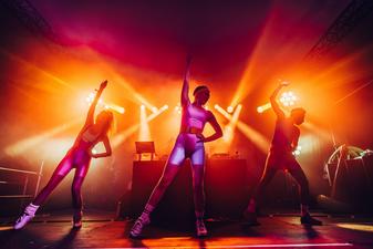 Lycra 80s Party - Latitude Festival