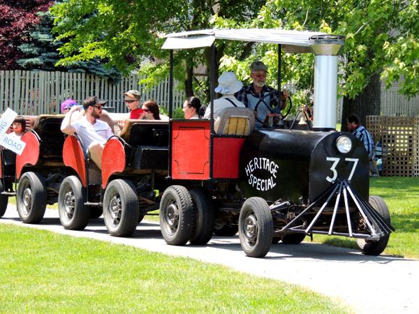 170610 Heritage Train Festival  JT    DS