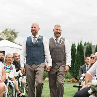 Glen & Ace Wedding Joanna Monger Photogr
