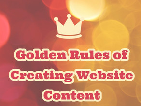 How Do I Create Compelling Web Content? 13 Rules To Consider When Creating Website Content
