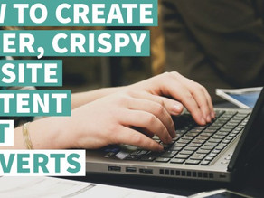 The Ultimate Guide to Creating Killer Website Content