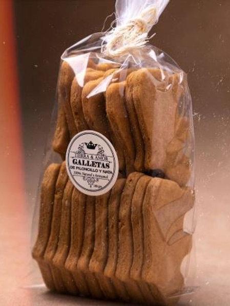 Galletitas de piloncillo y nata 1 KG