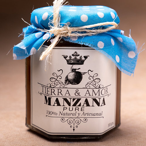 Puré de Manzana 300 grs