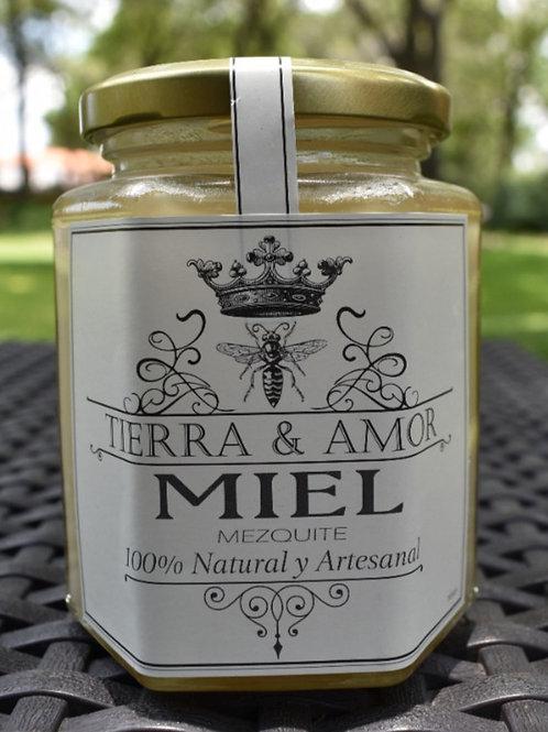 Miel Mezquite 300 g.