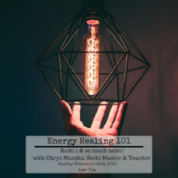 Reiki 1 _ Energy Healing for Everyday Li