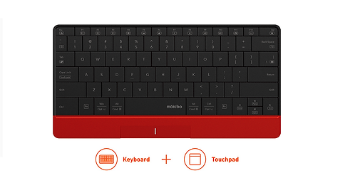 Multi Saver Touch Keyboard