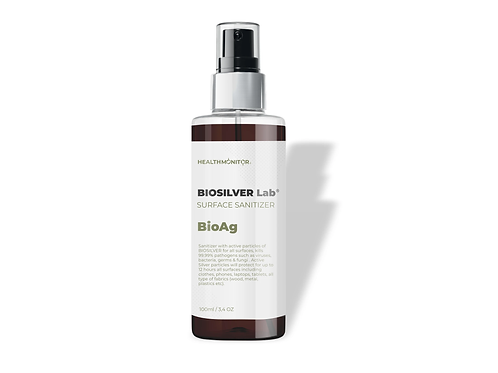 SURFACE SANITIZER BIOSILVER 100ml