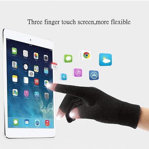 Touchfingervantar