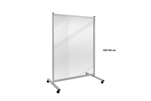 Avskärmare board transparent plexiglas Akryl