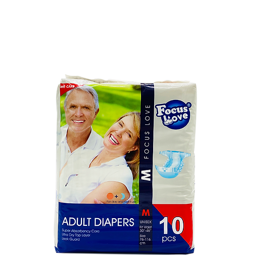 Super Absorbent Heavy Incontinence Pads for Women PE Film Inkontinens skydd