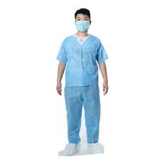 Scrub Suit 7002 Disposable- V Neck
