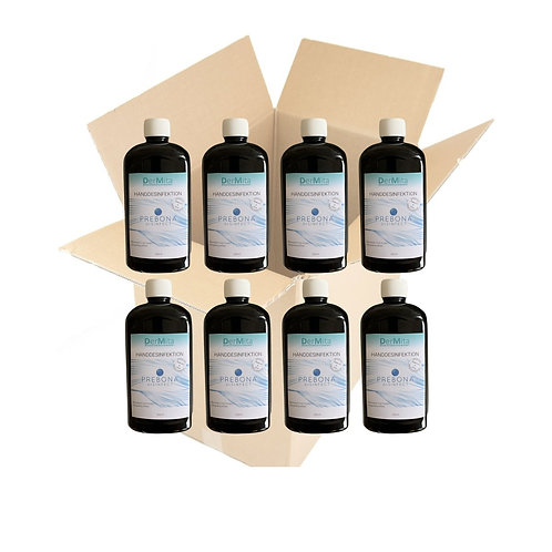 Desinfektion - långvarig - Spray 500ml - 15-pack