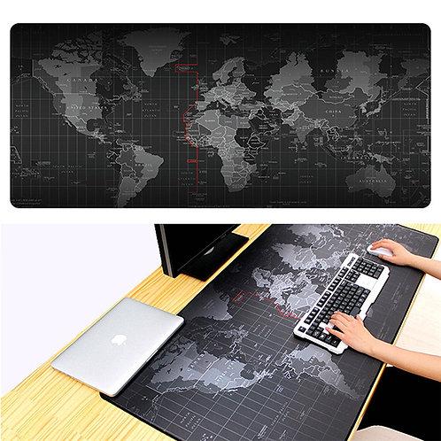 Stor musmatta Bordsskydd 1000*500 World Map 100-pack