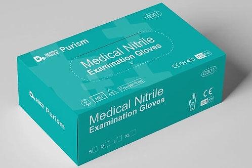 Purism Nitrile surgical powder free 1 box 249 kr/st