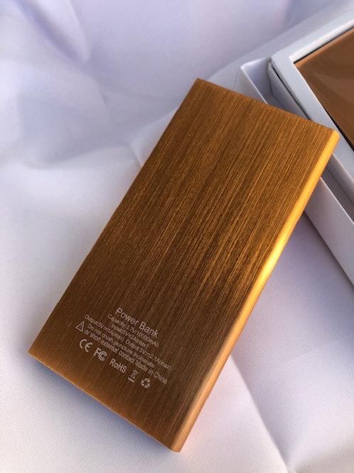 Powerbanks 10000mAh + giftbox