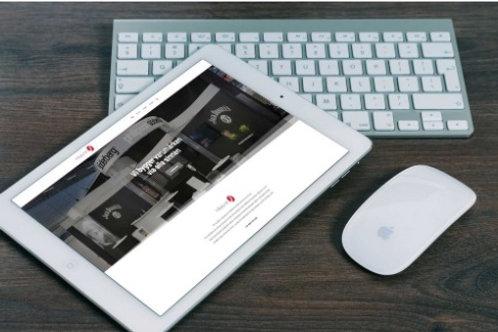 Webdesign Onepage
