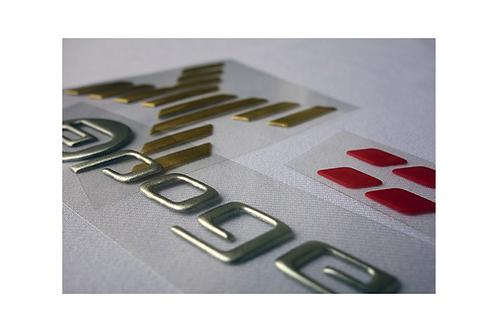 3D tryck Etiketter