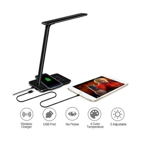 Table Desk LED Qi
