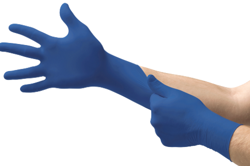 MICRO-TOUCH® Royal Blue Nitrile