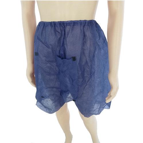Underwear 11004 Disposable Enteroscopy Shorts