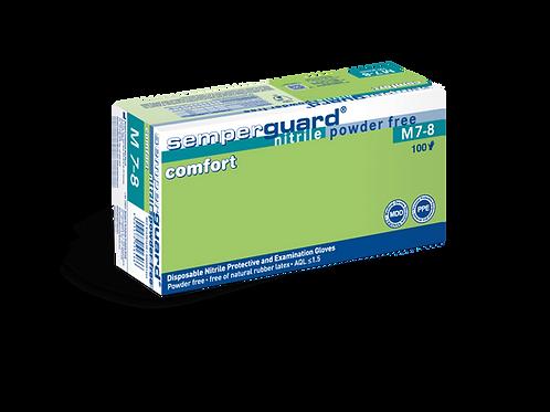 Semperguard Nitril Comfort Powder Free