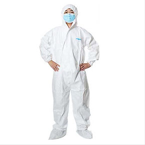 Coverall With Hood 8002 Disposable  - Mi