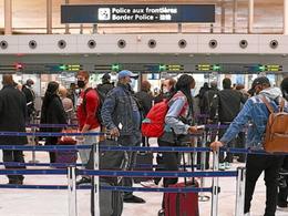 La France assouplit les conditions de voyage dès ce vendredi pour 7 pays
