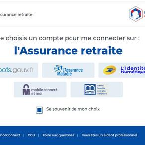France connect le dispositif de connexion à différents services de l'État français