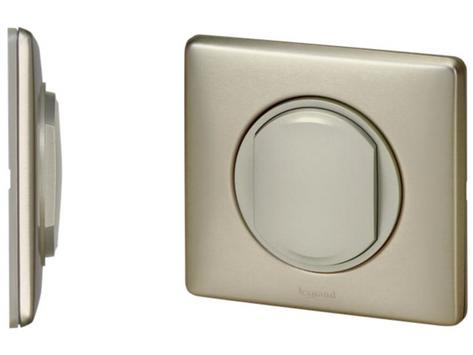 Legrand présente un interrupteur sans fil et sans pile