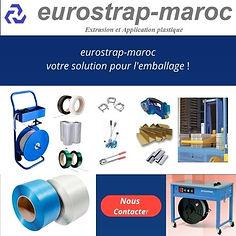 Eurostrap solution d'emballage