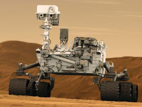 Curiosity fête ses 3.000 jours sur mars