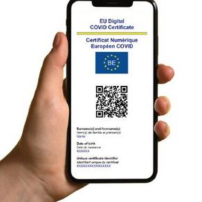 Les certificats Covid-19 du Maroc désormais valides au sein de l'UE
